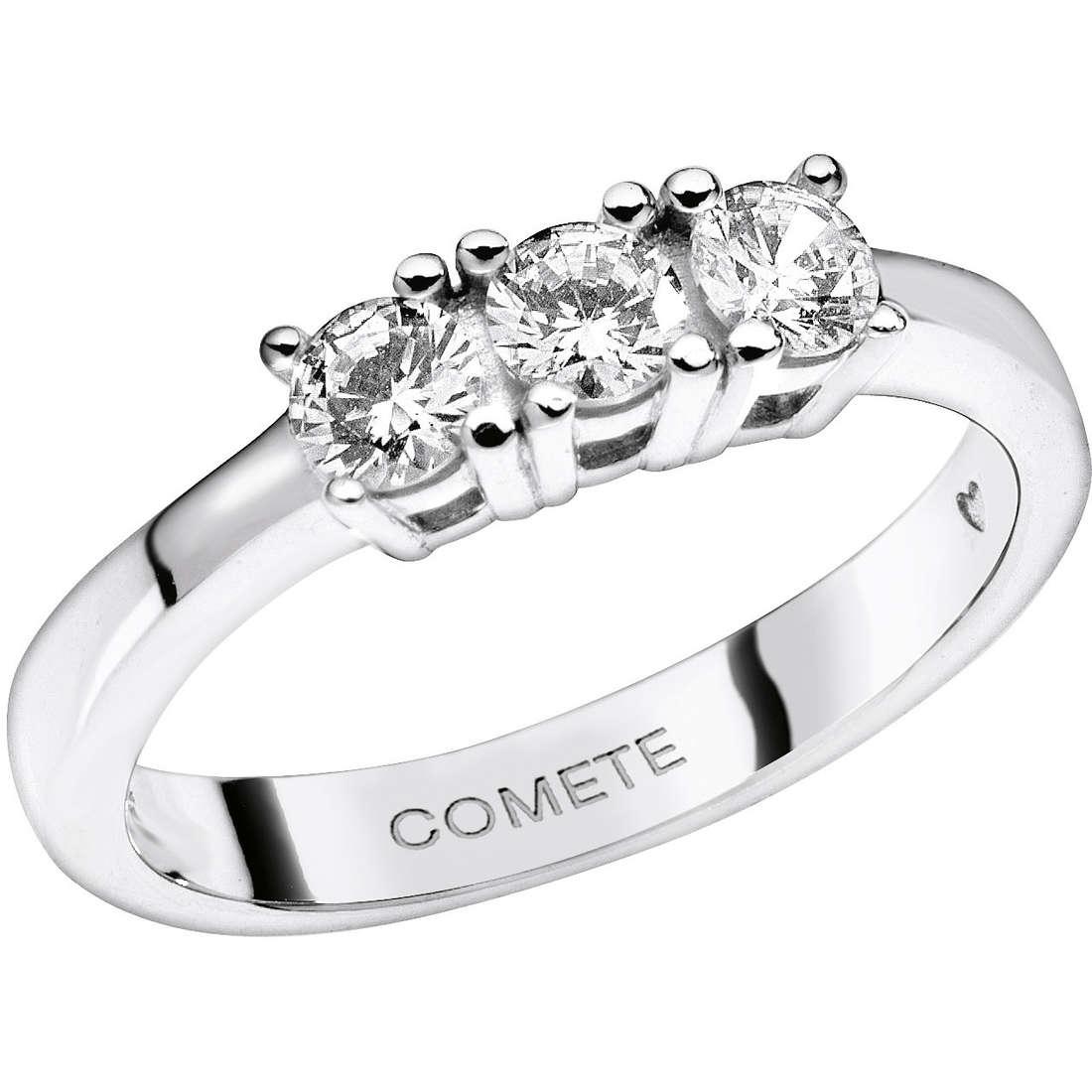 anello donna gioielli Comete ANB 1434