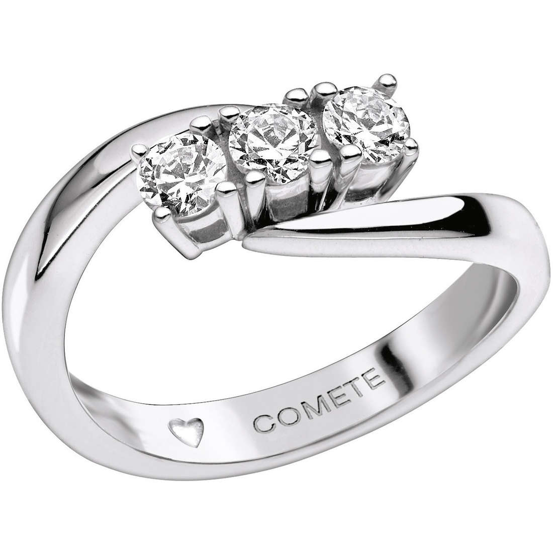 anello donna gioielli Comete ANB 1435