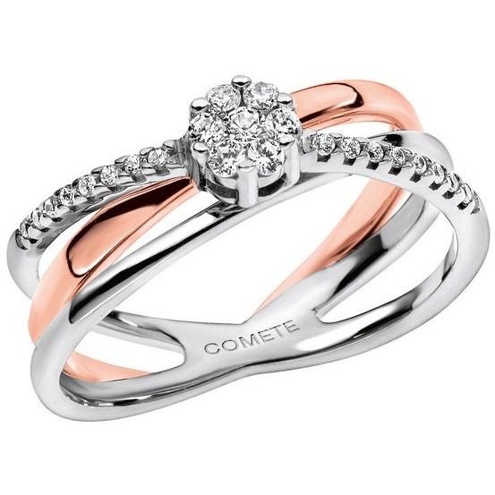 anello donna gioielli Comete ANB 1440