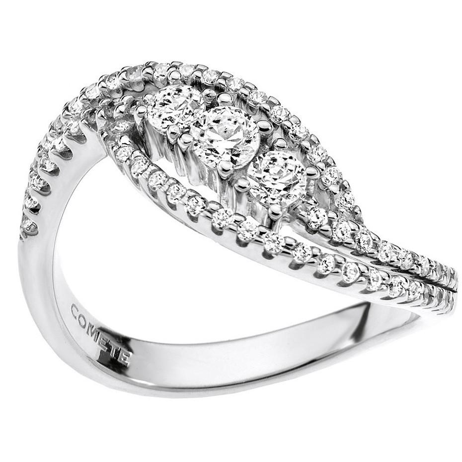 anello donna gioielli Comete ANB 1541