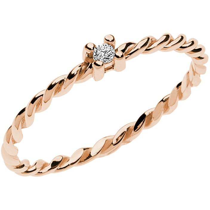 anello donna gioielli Comete ANB 1772