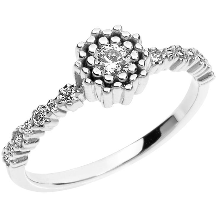 anello donna gioielli Comete ANB 1800