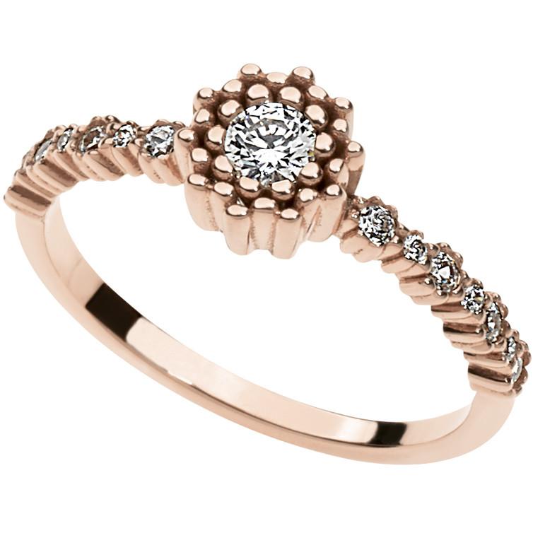 anello donna gioielli Comete ANB 1802