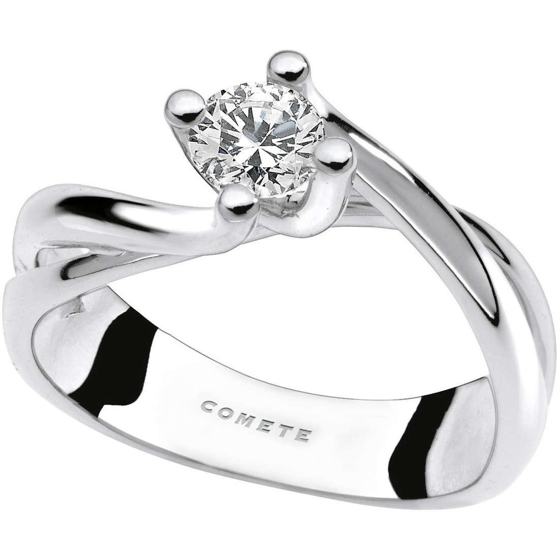 anello donna gioielli Comete ANB 1822
