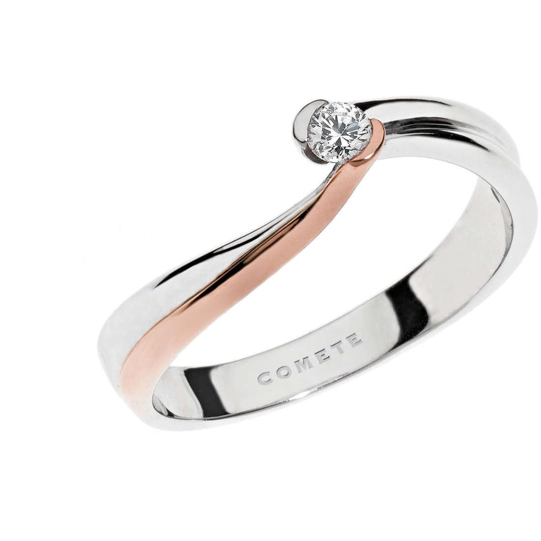 anello donna gioielli Comete ANB 1835