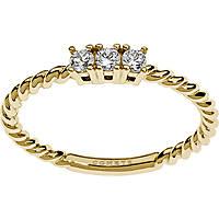 anello donna gioielli Comete ANB 1839