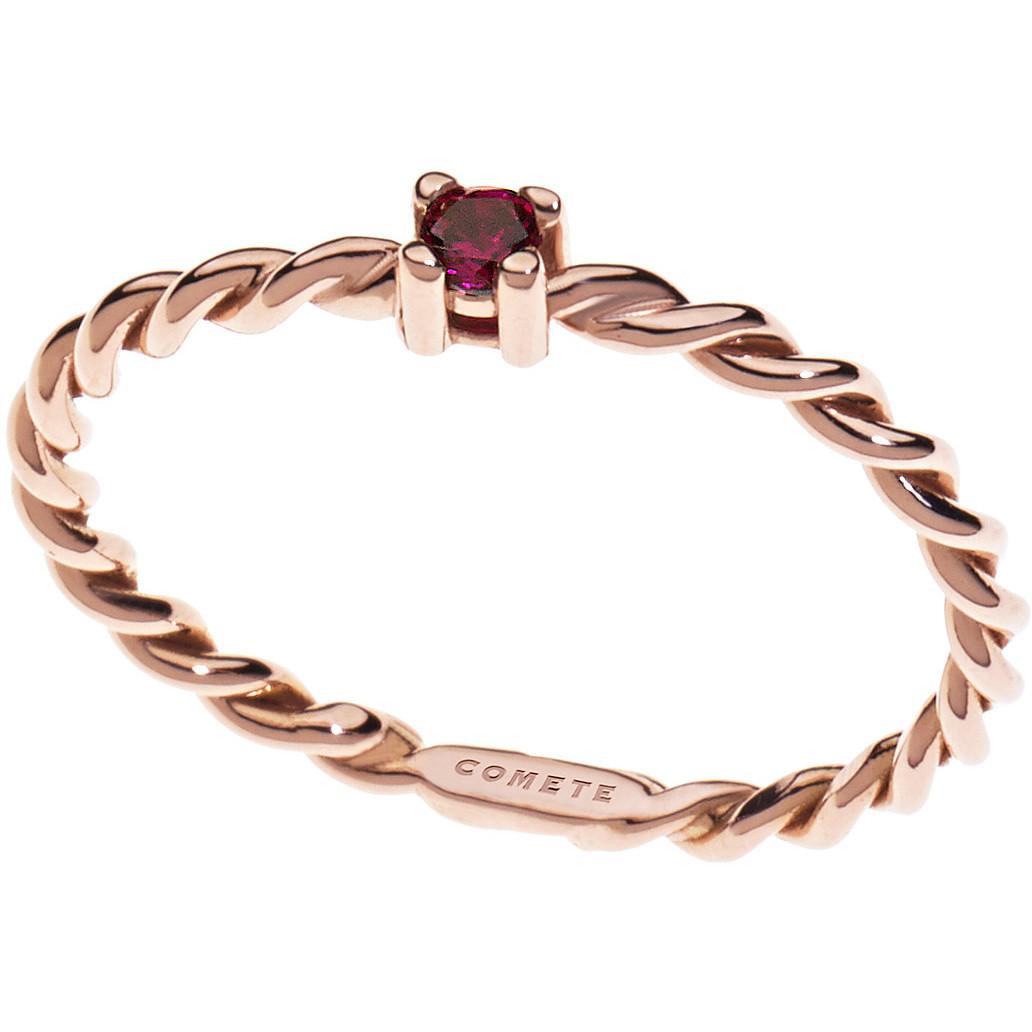 anello donna gioielli Comete ANB 1842