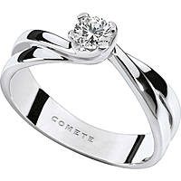 anello donna gioielli Comete ANB 1927