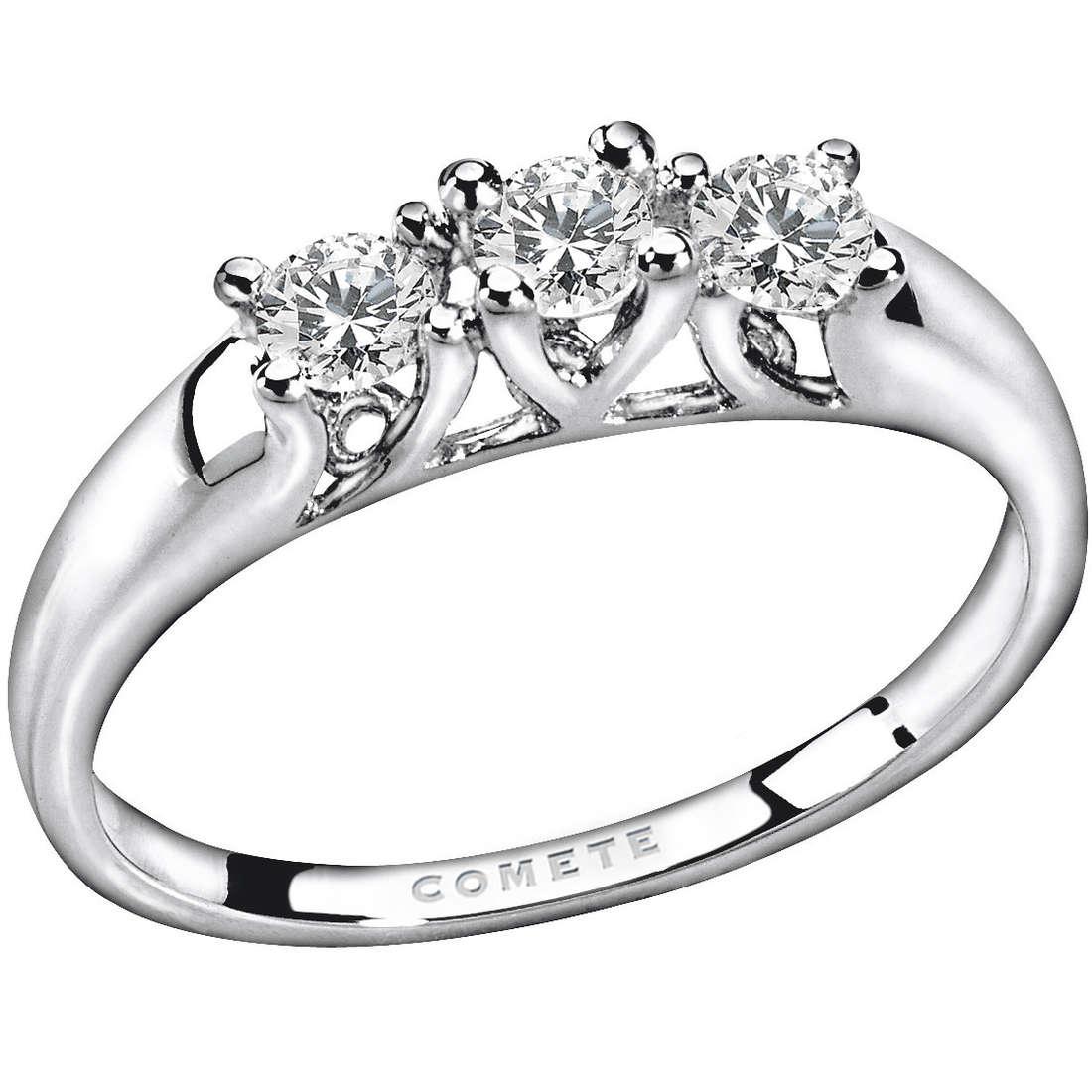 anello donna gioielli Comete ANB 1936