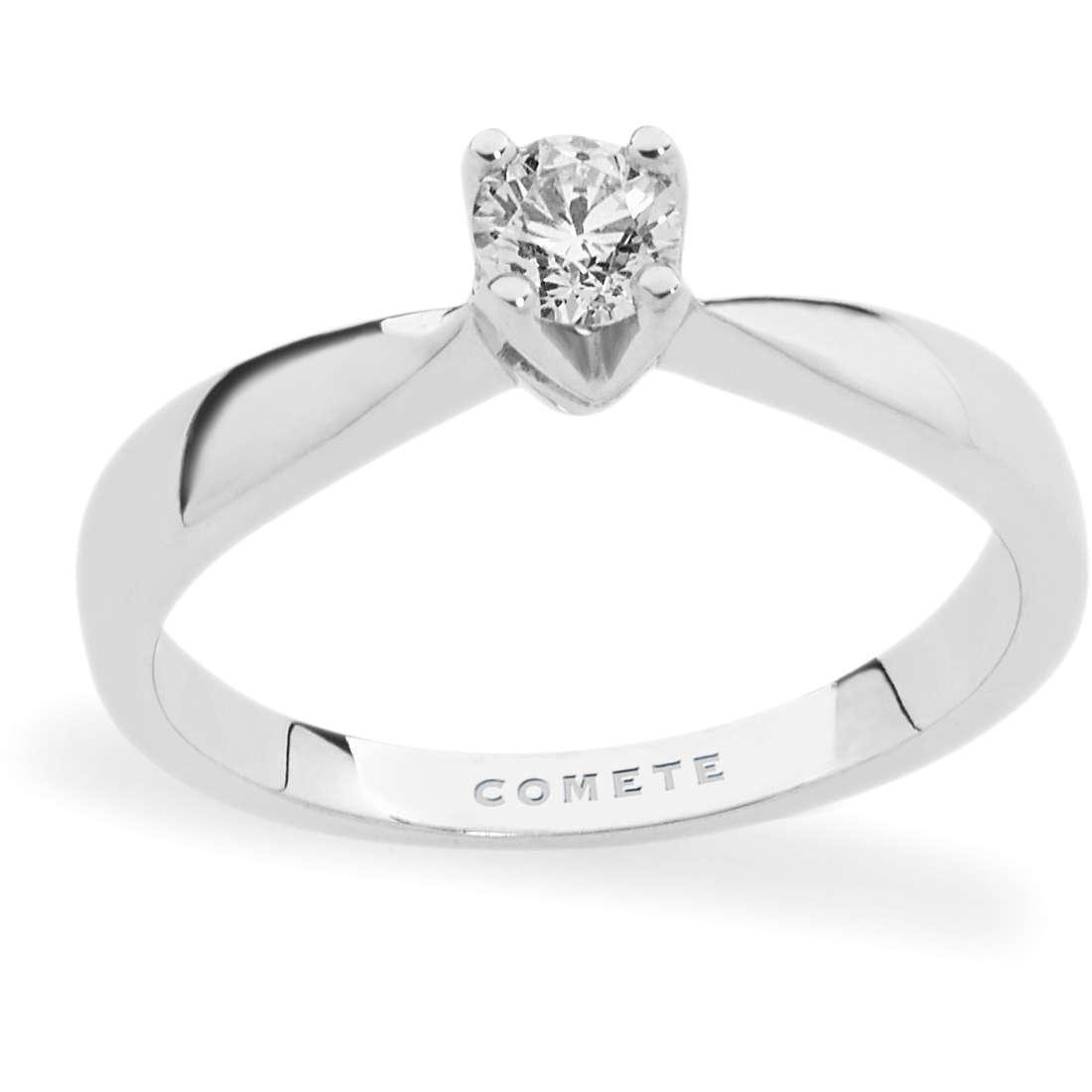 anello donna gioielli Comete ANB 2077