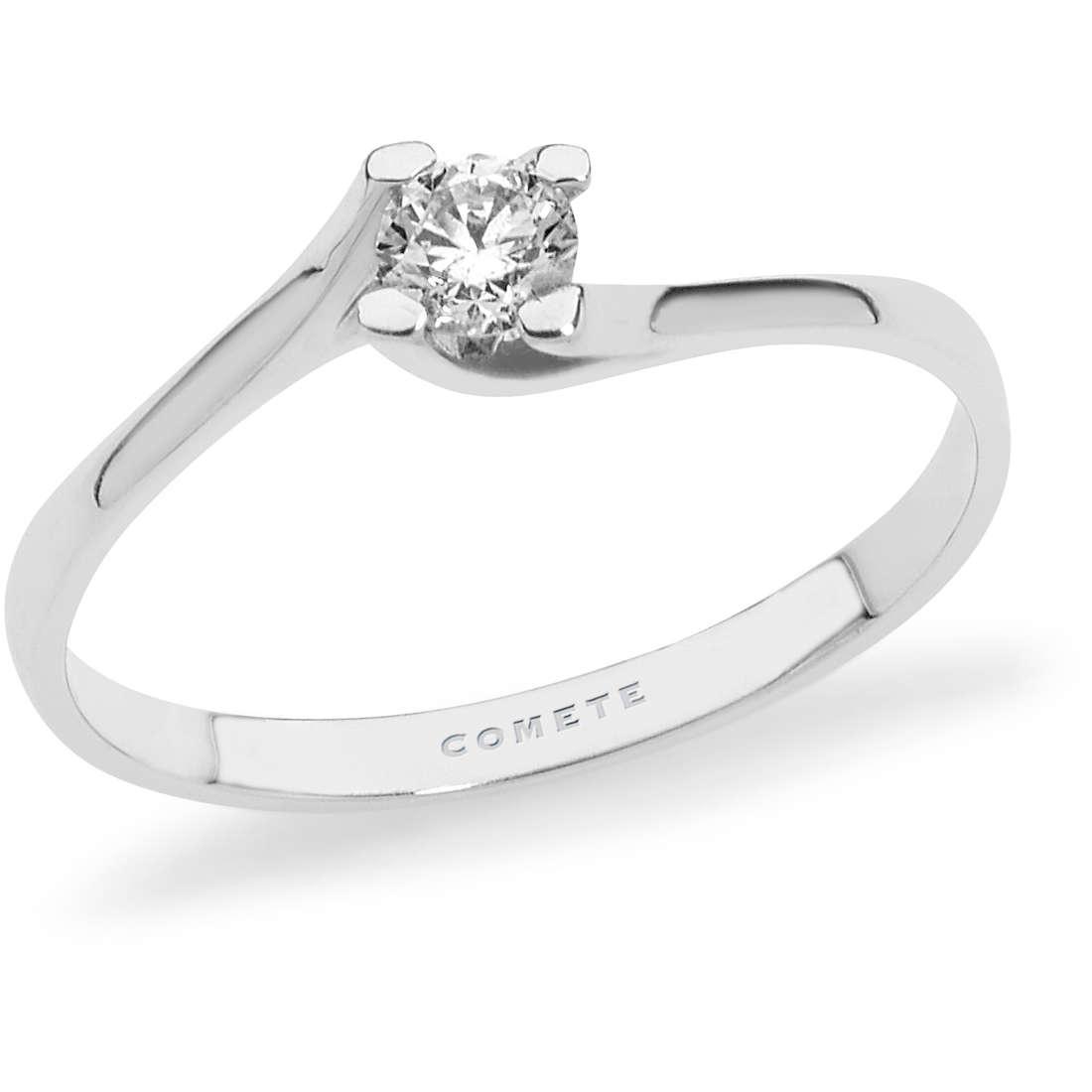 anello donna gioielli Comete ANB 2117