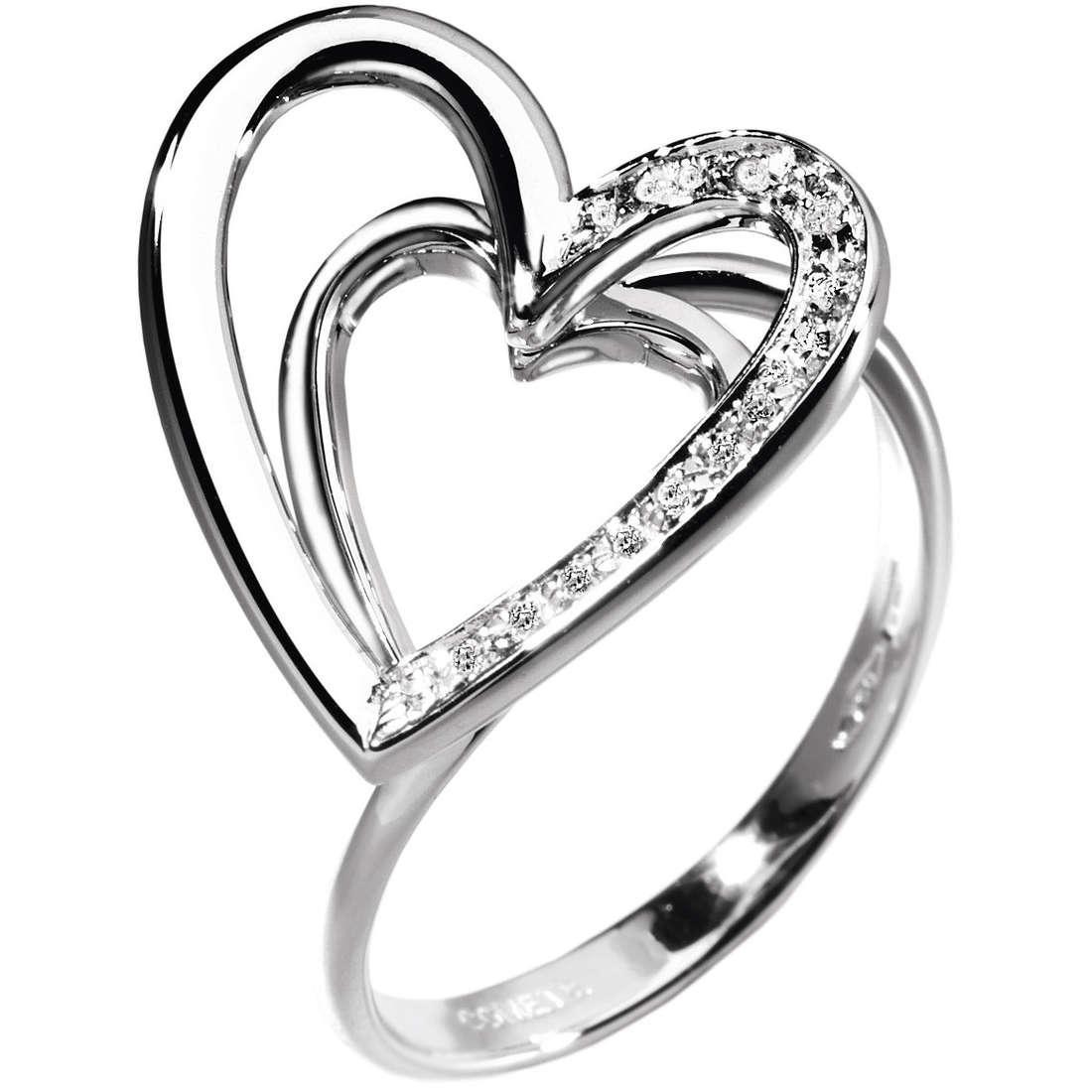 anello donna gioielli Comete ANB 548