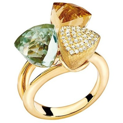 anello donna gioielli Comete ANB 941