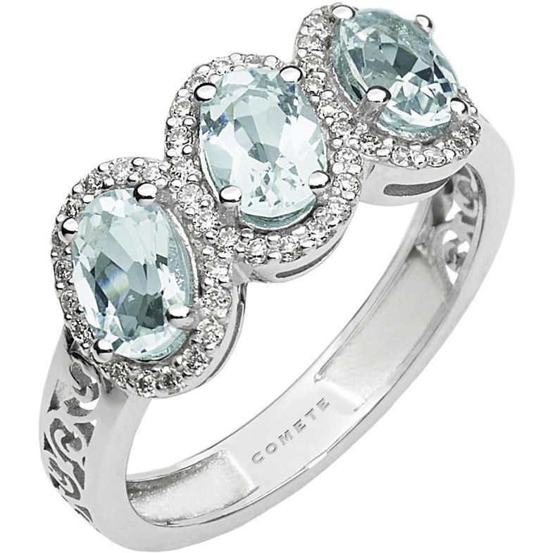 anello donna gioielli Comete ANQ 279