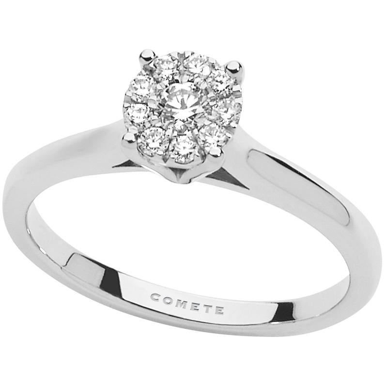 anello donna gioielli Comete Aurora ANB 2155