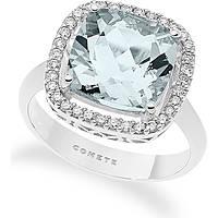 anello donna gioielli Comete Azzurra ANQ 295