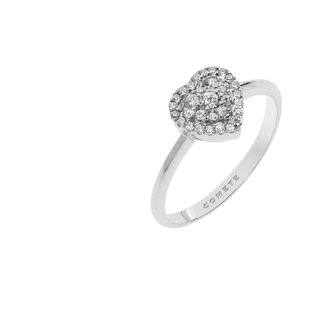 anello donna gioielli Comete Bianca ANB 2169