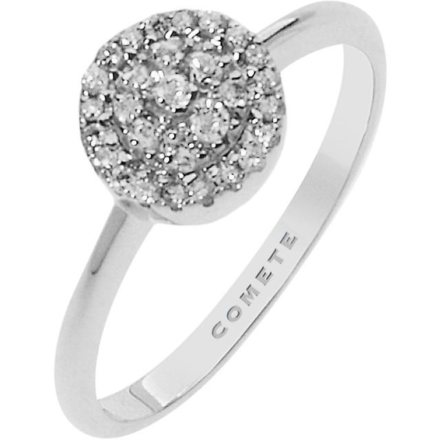 anello donna gioielli Comete Bianca ANB 2170