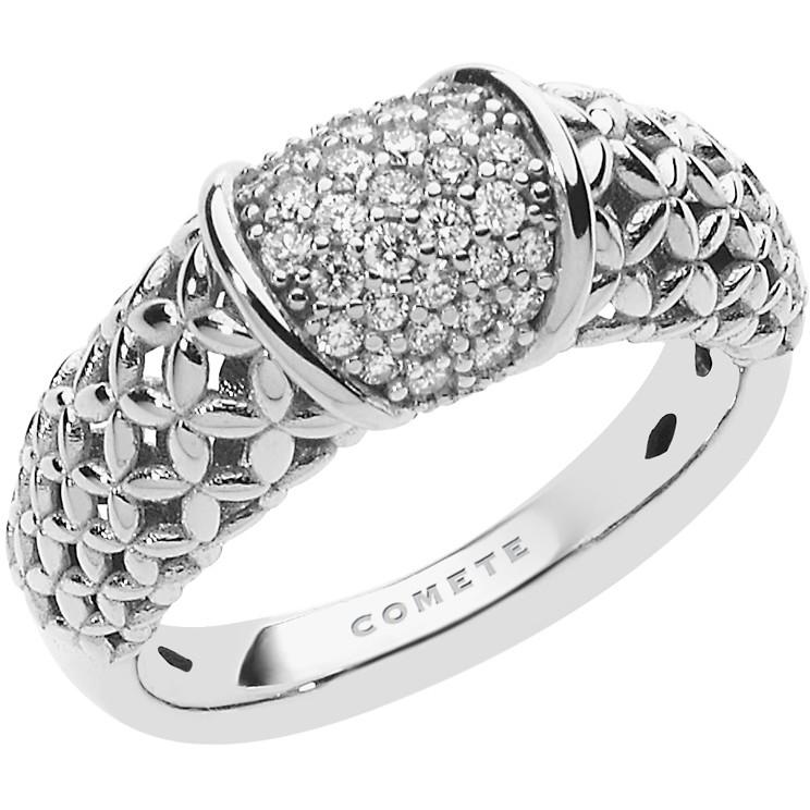 anello donna gioielli Comete Candore ANB 2171