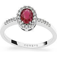 anello donna gioielli Comete Classic 07/14 ANB 1892