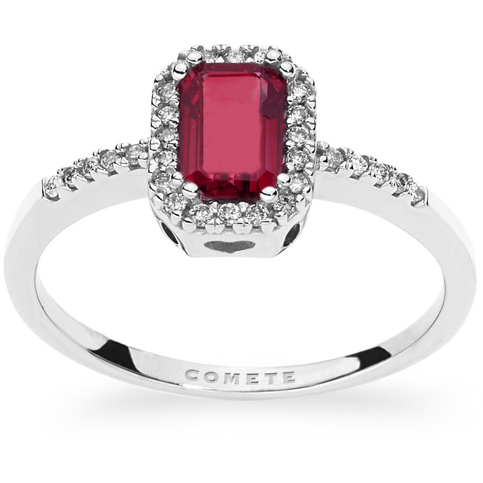 anello donna gioielli Comete Classic 07/14 ANB 1895