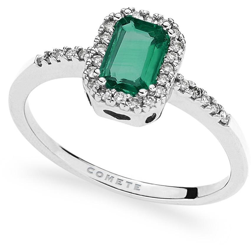 anello donna gioielli Comete Classic 07/14 ANB 1896