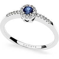 anello donna gioielli Comete Classic 07/14 ANB 1900
