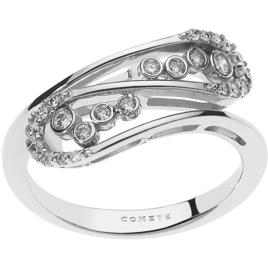 anello donna gioielli Comete Coriandoli ANB 1982