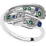 anello donna gioielli Comete Coriandoli ANB 1983