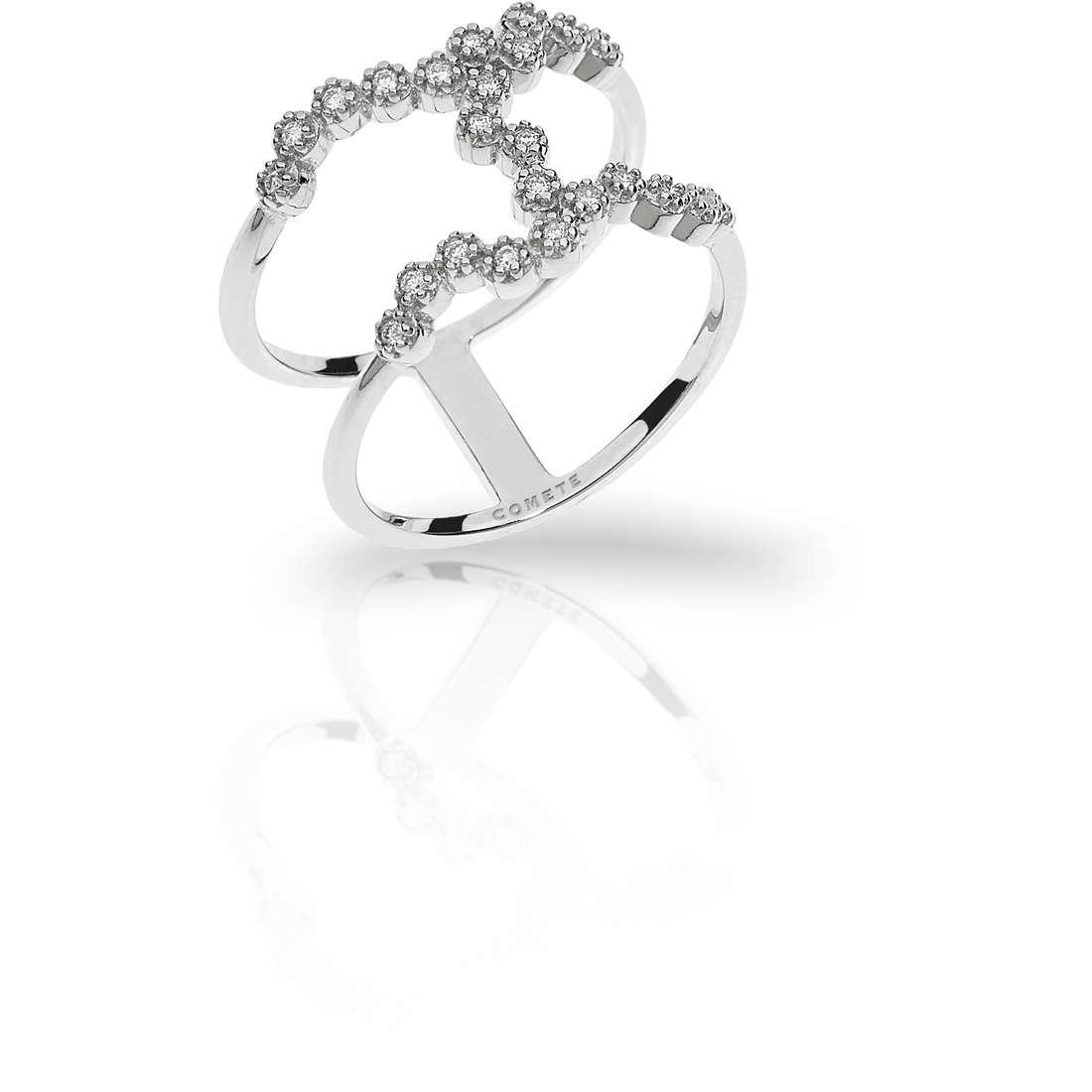 anello donna gioielli Comete Desideri ANB 1906
