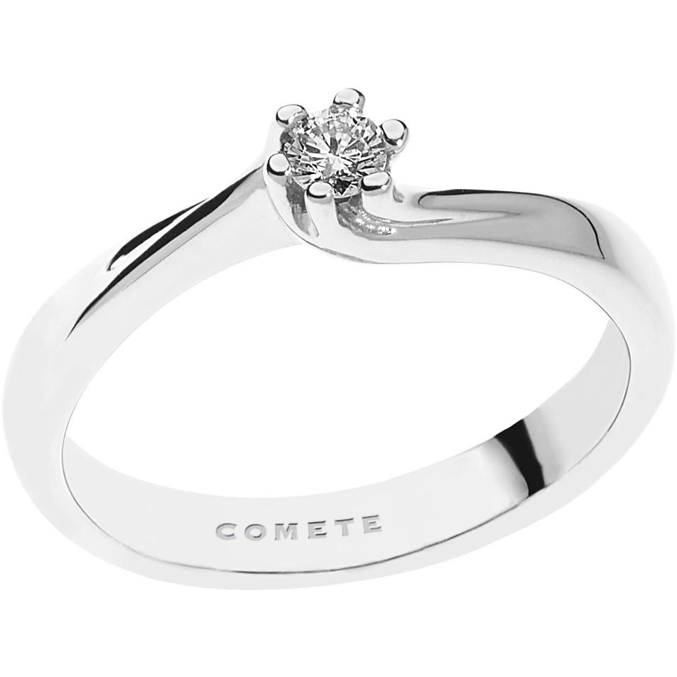 anello donna gioielli Comete Diamanti ANB 1967
