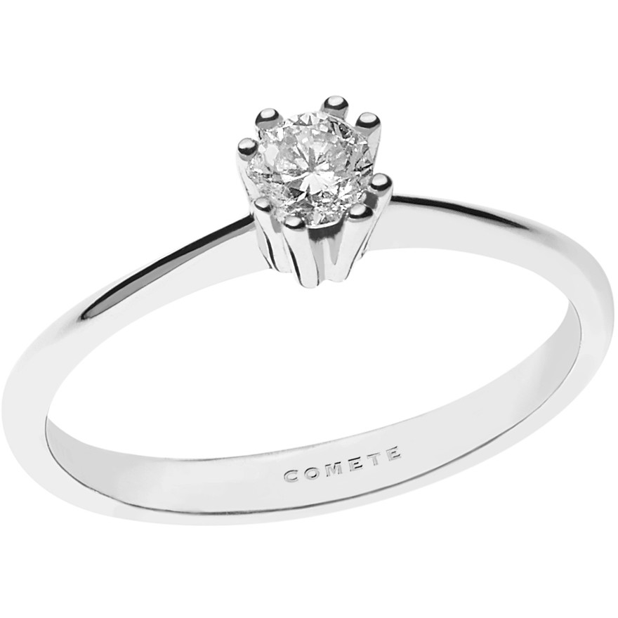 anello donna gioielli Comete Diamanti ANB 1975