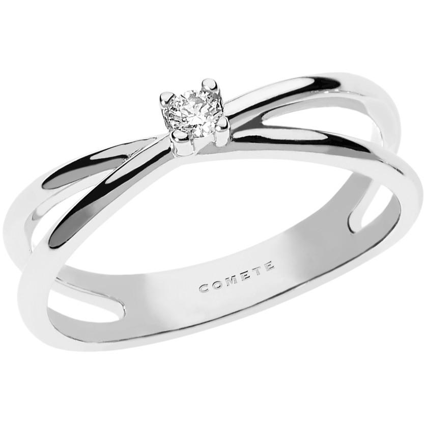 anello donna gioielli Comete Diamanti ANB 1984