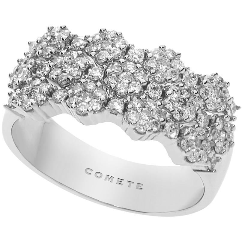 nuovo prodotto a272a ae031 anello donna gioielli Comete Emozioni ANB 2176