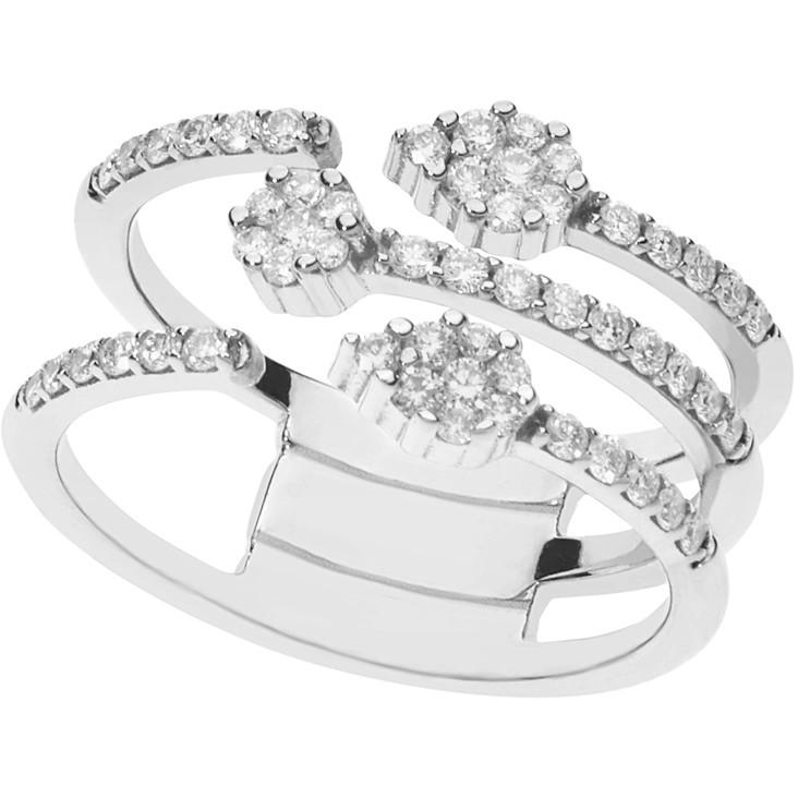 anello donna gioielli Comete Emozioni ANB 2177