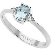 anello donna gioielli Comete Fantasia Di Acquamarina ANQ 291