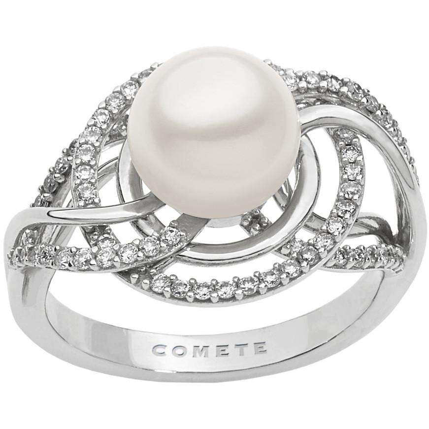 anello donna gioielli Comete Fantasie di perle ANP 363