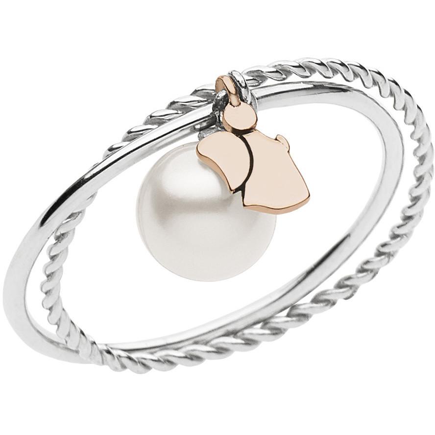 anello donna gioielli Comete Fantasie di perle ANP 365