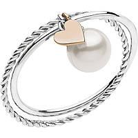 anello donna gioielli Comete Fantasie di perle ANP 366