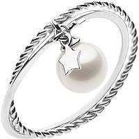 anello donna gioielli Comete Fantasie di perle ANP 367