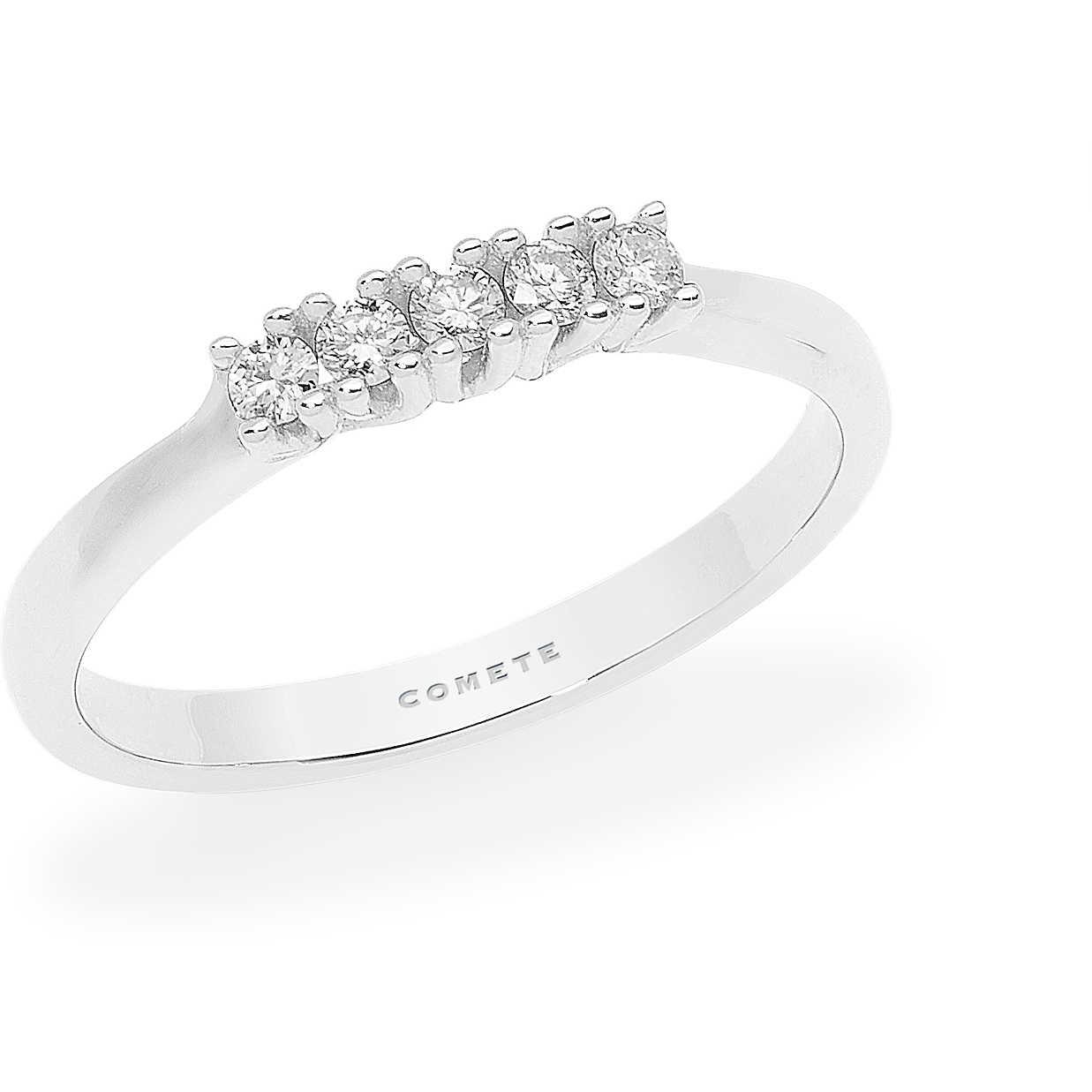 690459f6c0 anello donna gioielli Comete Fedine ANB 2236 anelli Comete