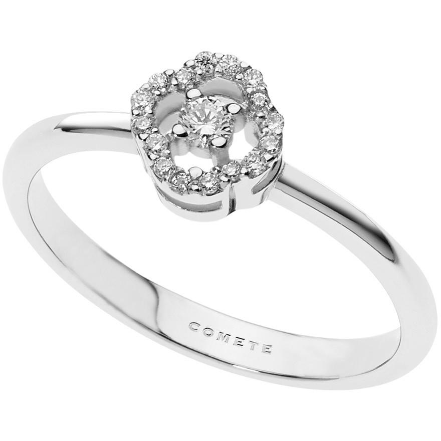 anello donna gioielli Comete Flora ANB 1976