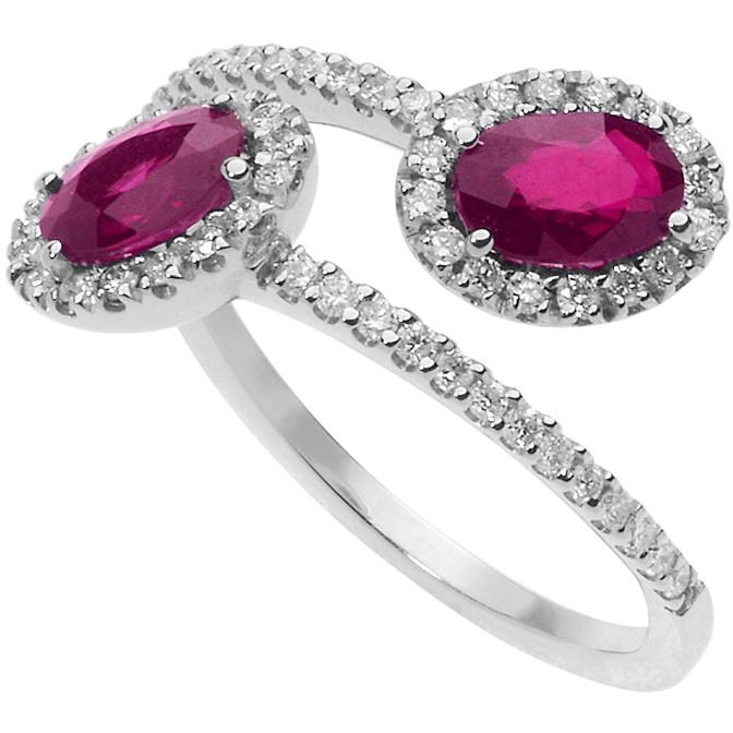 anello donna gioielli Comete Ginevra ANB 2159