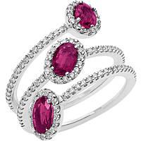 anello donna gioielli Comete Ginevra ANB 2162