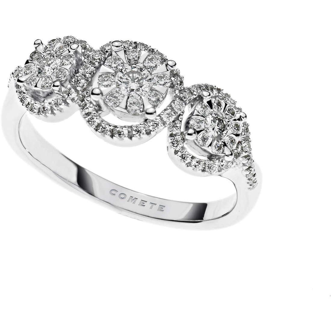 anello donna gioielli Comete Lumiere ANB 1856