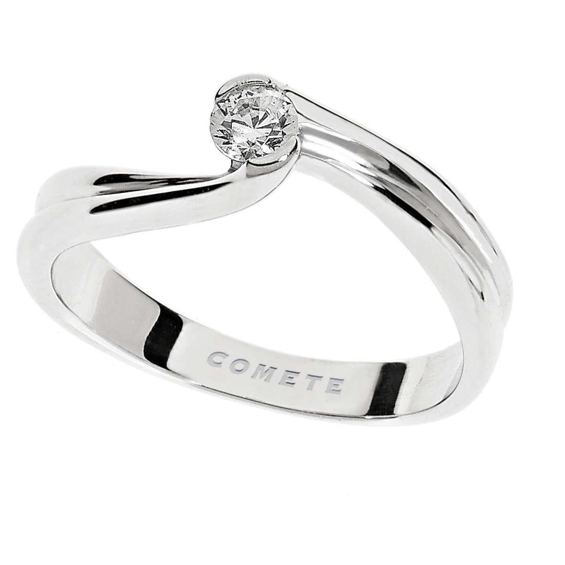anello donna gioielli Comete Ninfea ANB 1818