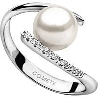 anello donna gioielli Comete Perla ANP 268