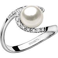 anello donna gioielli Comete Perla ANP 269