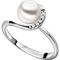 anello donna gioielli Comete Perla ANP 283