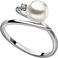 anello donna gioielli Comete Perla ANP 285
